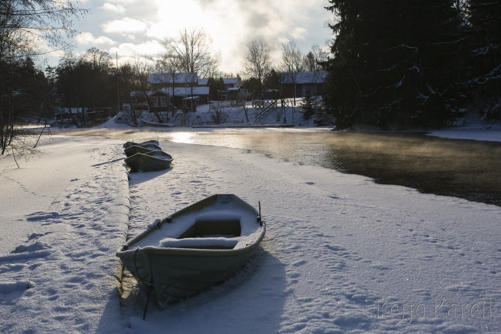 Kymijoki Korkeakosken haara