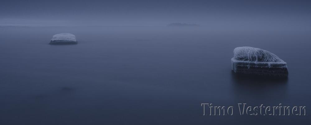 Kaukainen saari