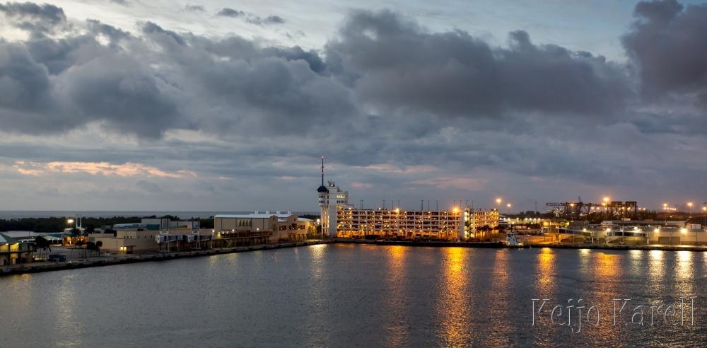Fort Lauderdale Port panoraama