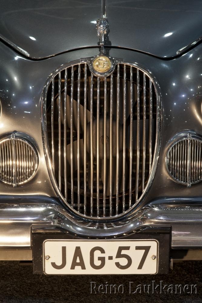 Jaguar Mk1 1957 nro 3