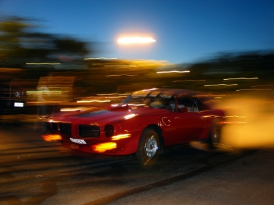 Pontiac Firebird Trans Am 455, Friday Night Cruising