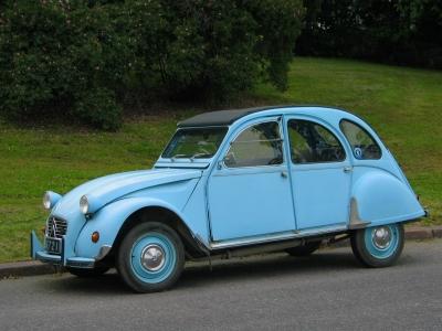 Citroën 2CV 001