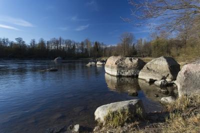 Kymijoki Hinttulankoski