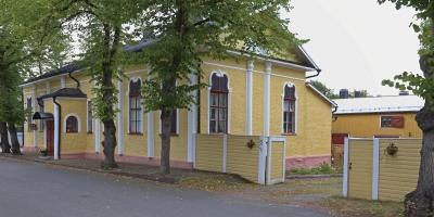 Historiallinen Hamina, Arvilommin talo