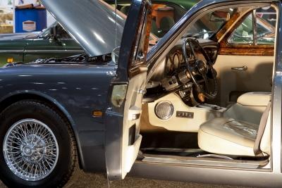 Jaguar Mk1 1957 nro 1