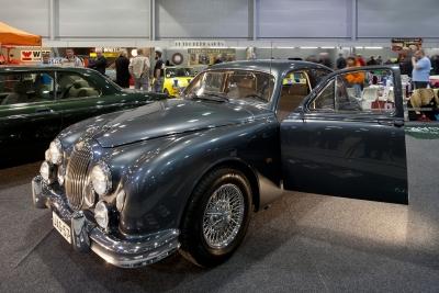 Jaguar Mk1 1957 nro 4