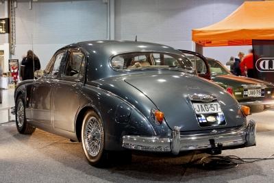 Jaguar Mk1 1957 nro 5