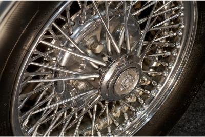 Jaguar Mk1 1957 nro 10