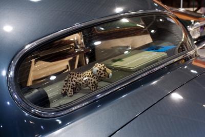 Jaguar Mk1 1957 nro 11